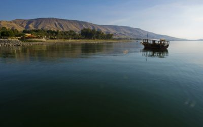 TBN with Hillsong Israel Worship Experience Tour – Sea of Galilee